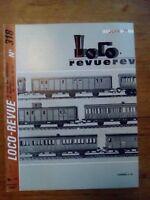 LOCO REVUE N°318 - 1971