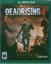 XBOX ONE Dead Rising 4 (Microsoft Xbox One, 2016) Brand NEW Factory Sealed