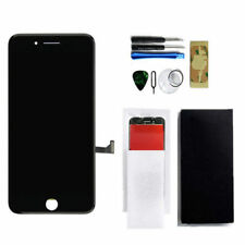 """iPhone 7 Plus 5.5"""" LCD Display Touch Screen Digitizer Lens Replacement Black"""