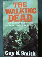 Guy N.Smith - The Walking Dead Paperback Book.Published By New English Library