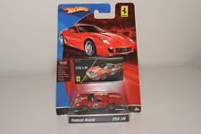 V 1:64 HOTWHEELS RACER FERRARI 250LM 250 LM RALLY #40 MINT ON CARD RARE!!!