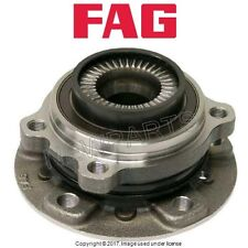 For BMW F01 F02 F06 F07 F10 Front Left or Right Wheel Hub w/ Bearing OEM FAG