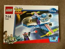 LEGO 7593 Toy Story Buzz's Star Command Spaceship Retired & Rare New £0.99 NR
