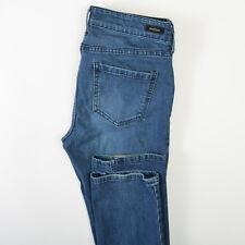 Liverpool Sadie Straight Leg Jeans Blue Stretch Womens 6 / 28