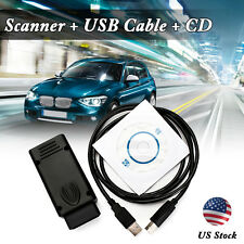 1.4.0 Programmer V1.4 Diagnostic Scan Interface Scanner Fit BMW E38 E39 E46 USA