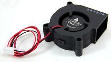 Delta 50mm 12 Volt 0.23 Amp 5300 RPM 6.75 CFM Fan BFB0512VHD