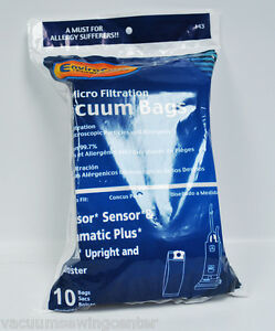Kenmore Type W Upright Vacuum Cleaner Bags