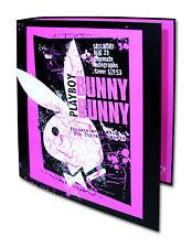 Angebot: 2 x Playboy Ordner A4 Cult Bunny + 2 x Playboy Etui NEU mit Rechnung