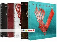 VIKINGS - SERIE COMPLETA 01-04 [pt 1 e 2] (15 BLU-RAY) SERIE TV WARNER