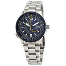 Citizen Eco-Drive Men's BJ7006-56L Promaster Nighthawk Blue Dial Watch