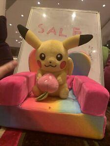 """Pokeman Pikachu Plush 8"""""""