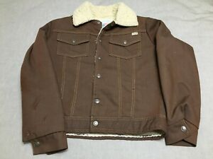 Vintage Sears Put On Shop tough skins jacket xsmall chest 34
