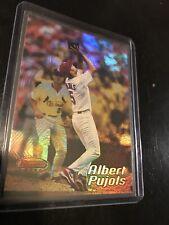 2002 Bowmans Best Albert Pujols Base Card