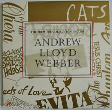 Andrew Lloyd WEBBER  The Premiere Collection Encore  14 Musicals Hits  Laserdisc