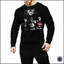 Sudadera Superman batman superheroes marvel dead pool nightwing