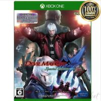 NEW Devil May Cry 4 Special Edition Xbox One JES1-0049 Game Softwear from JAPAN