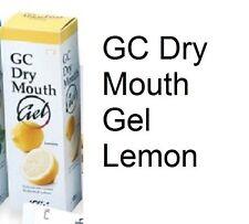 GC Dry Mouth Gel -Lemon