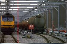 Class 60 60062 SAMUEL JOHNSON Westerleigh Oil Terminal Bristol 1990s postcard