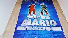 SUPER MARIO BROS   !   affiche cinema