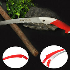 "16.5"" Pruning Saw Coronary Clipper Steel Curved Blade Scabbard Landscaping"