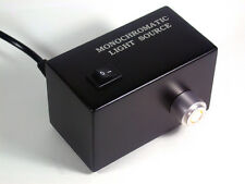 Monochromatic Light Source For Refractometer Use -Black