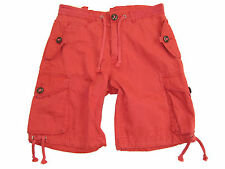 Ralph Lauren Polo Red M Military Combat Cargo Shorts Pants Medium