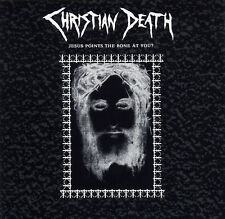 CHRISTIAN DEATH Jesus Points The Bone At You singles collection CD 1986-1991 new