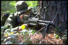 414019 M60 7.62mm Machine Gun (Vietnam) the Pig Weapon A4 Photo Print