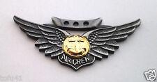 WINGS US NAVY COMBAT AIRCREW  (LARGE)  Military Veteran Hat Pin 16096 HO