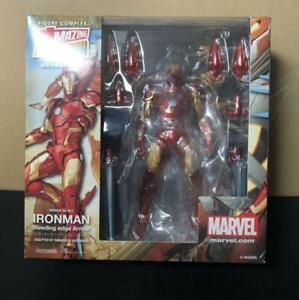 Kaiyodo Iron Man figurecomplex Amazing Yamaguchi Bleeding Edge Armor Revoltech