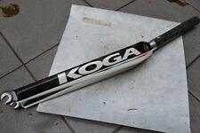 Full carbon forks KOGA (miyata) - 1 1/8 inch