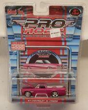 Maisto Pro Rodz '67 Chevrolet El Camino (Chevelle Nose Era) RARE Pink MOC