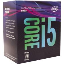 Intel Core I5-8400 (8th Generation) Desktop Processore