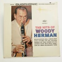 The Hits Of Woody Herman (Capitol Records DT-155) LP Jazz Vinyl Big Band