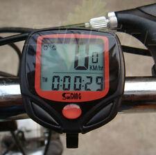 Cycling Computer Odometer Speedometer Bike Bicycle Waterproof new 2017