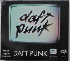 DAFT PUNK Human After All + Homework 2 CD Box Set Limited Edition
