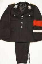 WW2 German Black Special Forces Senior Officers Uniform REPRODUCTION
