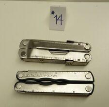 LEATHERMAN FOLDING MULTI TOOL KNIVES: REBAR & KICK -B20#14