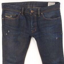 Mens Diesel SAFADO 0806X Straight Slim Fit Blue Jeans W33 L30