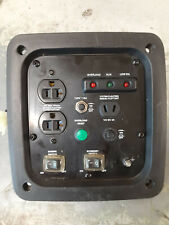 Powerhouse Ph1000i Generator Parts Control Panel Face Plate Switch Outlet