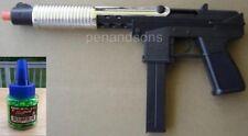 306S Airsoft Spring Machine Pistol Style Gun Rifle + 200 Ukarms 6mm 0.12g BB BBs