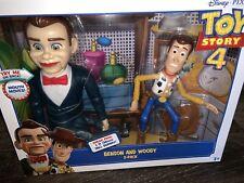 "Toy Story 4 ~ Posable Figures Benson Woody 12"" Pixar Mattel"
