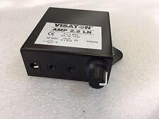 Amplificador externo de VS-AMP2.2LN 12VDC 1.1Ω 46mA 700mV 3.2W - una caja de 16