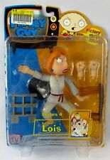 Family Guy Mezco Lethal Lois Action Figure - Series 4 2005 - New in Box Sealed