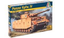 Panzer IV - Military Vehicles 1/72 - Italeri 7007