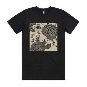 "The Shins Wincing The Night Away Album Cover T-Shirt & 3""x3"" Sticker"