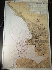 CARTA NAUTICA NAUTICARD 4012 NORD 4012 SUD TRIESTE MONFALCONE - HANNIBAL