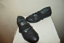 CHAUSSURE BALLERINES CUIR PALLADIUM  TAILLE 38 LEATHER SHOES/ZAPATOS/SCARPA