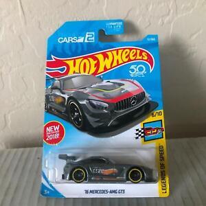 Hot Wheels '16 Mercedes-AMG GT3 Legends of Speed #6/10 L25