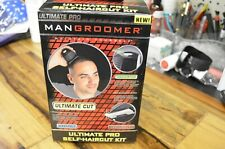 MANGROOMER - ULTIMATE PRO Self-Haircut Kit with LITHIUM MAX Power, Hair Clippers